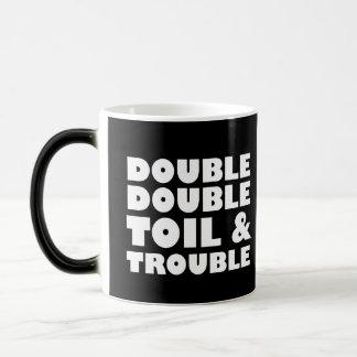 Toil & Trouble Magic Mug
