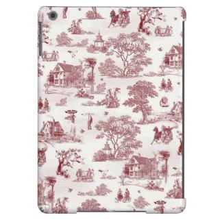 Toile De Jouy - Vintage Afternoon iPad Air Cases