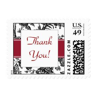 Toile Elegance Postage Stamp
