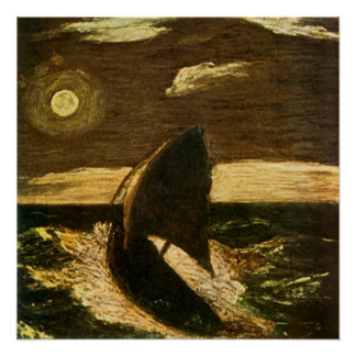 Toilers of the Sea by Albert Pinkham Ryder Print