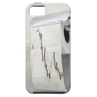 Toilet analysis iPhone SE/5/5s case