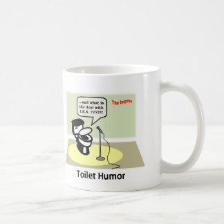 Toilet Humor Mugs