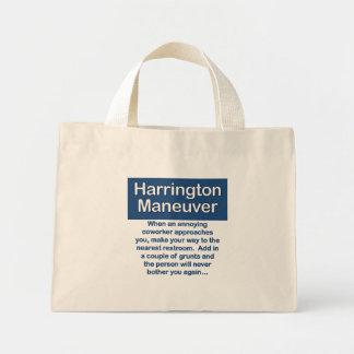 Toilet Maneuver Mini Tote Bag