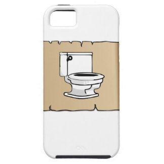toilet on the scroll iPhone SE/5/5s case