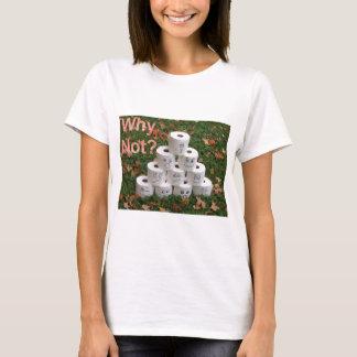 Toilet Paper Bowling T-Shirt