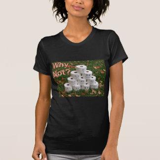 Toilet Paper Bowling Tshirt