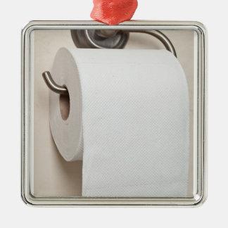 Toilet paper christmas ornaments