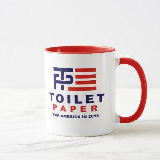 Toilet Paper for America 2016 - Mug