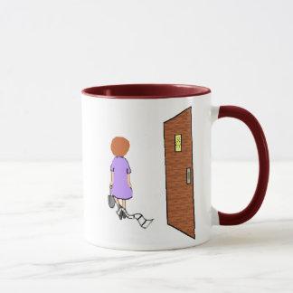 Toilet Paper Humor Mug