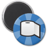 Toilet Paper Magnet
