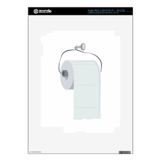 Toilet Paper Skins For iPad 3