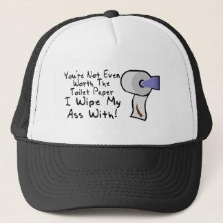 Toilet Paper Trucker Hat