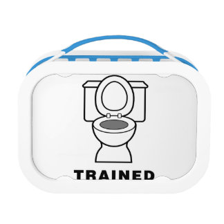 Toilet Trained Yubo Lunchbox