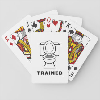 Toilet Trained Card Deck