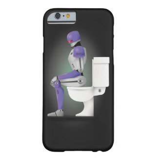 Toiletrobo Barely There iPhone 6 Case