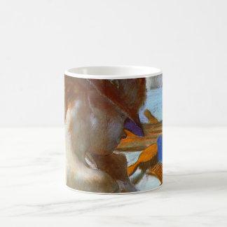 Toilette 1889 coffee mug