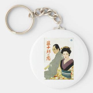 Tojuro No Koi 1955 Keychain
