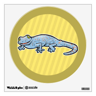 Tokay Gecko Wall Sticker