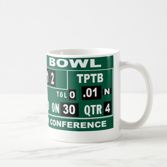 Toke A Bowl Coffee Mug