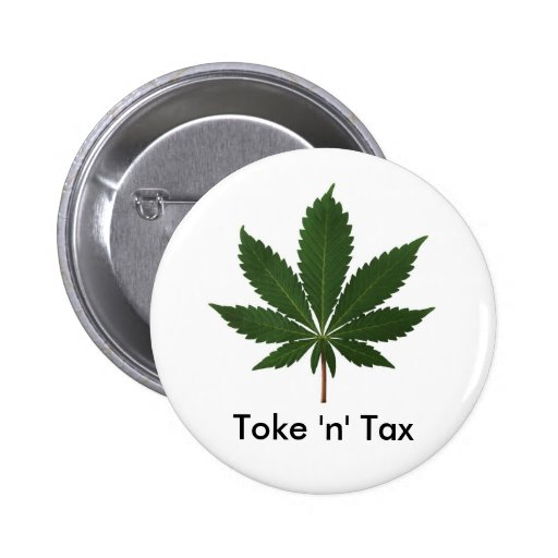 Toke 'n' Tax Buttons