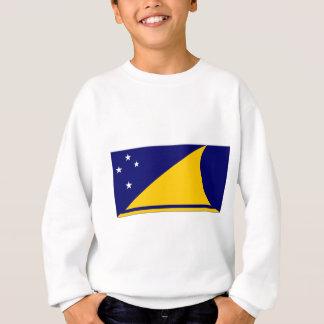 Tokelau-bandera Sudadera