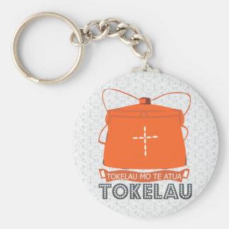 Tokelau Coat of Arms Keychains