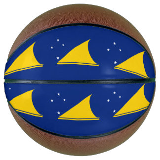 Tokelau Flag Basketball
