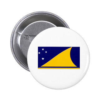 Tokelau Flag Pinback Buttons