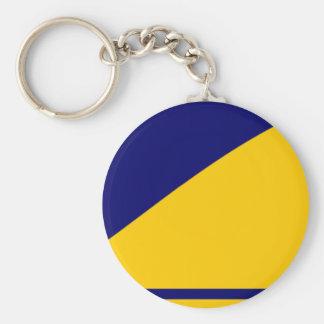 tokelau-flag keychain
