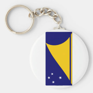 Tokelau Flag Keychain