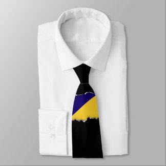 tokelau Flag Neck Tie