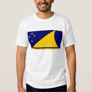 tokelau-flag shirt