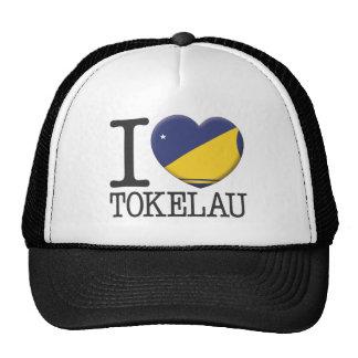 Tokelau Mesh Hat