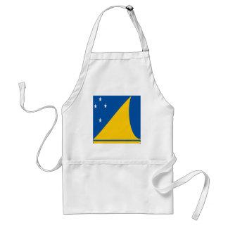Tokelau High quality Flag Adult Apron