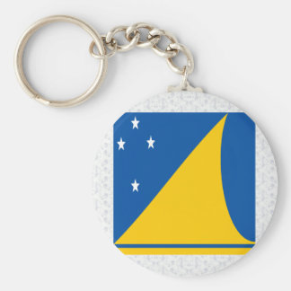 Tokelau High quality Flag Keychains