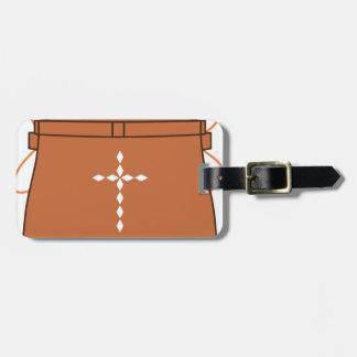 Tokelau National Symbol Bag Tag