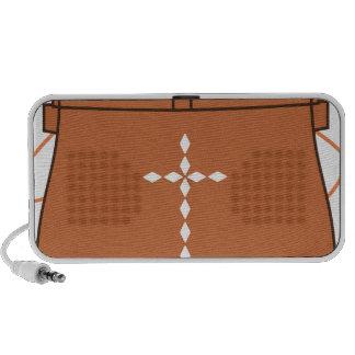 Tokelau National Symbol Laptop Speakers