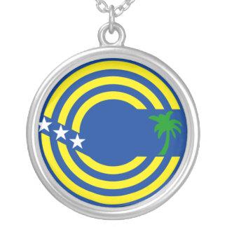 Tokelau, New Zealand flag Custom Jewelry