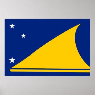 Tokelau, New Zealand Print