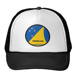 Tokelau Roundel quality Flag Hat