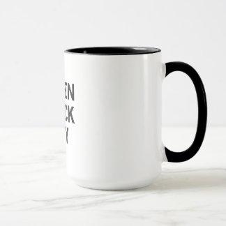 Token Black Guy Mug