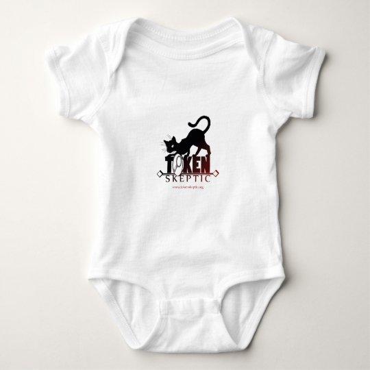 Token Skeptic Podcast Baby Bodysuit