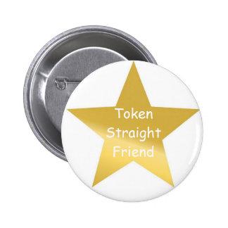 Token Straight Friend Button