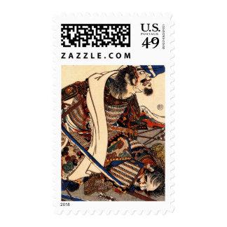 Toki Jurozaemon Mitsuchika Postage Stamp
