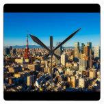 Tokio 001A Relojes De Pared