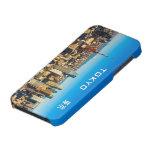 Tokio 001B iPhone 5 Cárcasas