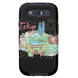 Tokio Galaxy SIII Funda