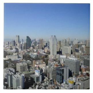 Tokio, Japón Azulejo Cuadrado Grande