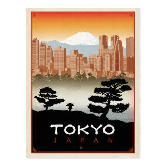 Tokio, Japón Postal