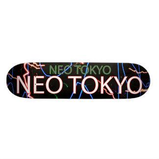 TOKIO NEA (NEÓN) TABLA DE SKATE